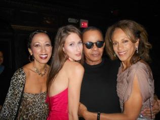 Pat & Anna Cleveland, Alva Chinn, LOVE!