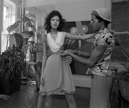 Vintage: Pat Cleveland and Stephen
