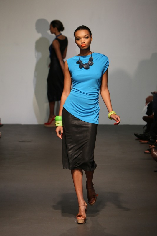 Stephen Burrows - Concept NY Runway Show