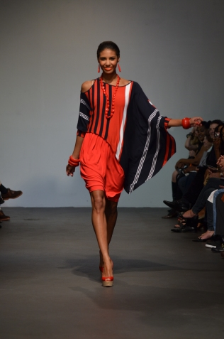 Stephen Burrows Runway show Details - Concept NY Spring Summer 2012