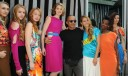 Stephen Burrows Spring 2013 Collection
